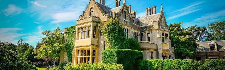 Foxhills Manor Venue 2020